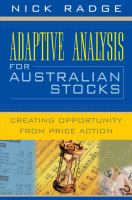 Adaptive Analysis for Australian Stocks