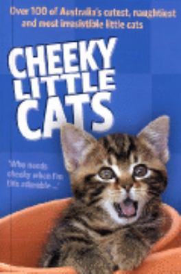 Cheeky little cats.
