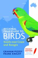 Regional Field Guide to Birds