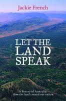 Let the Land Speak