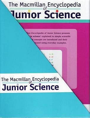 "Book Cover - The Macmillan Encyclopedia of Junior Science "" title=""View this item in the library catalogue"