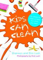 Kids Can Clean
