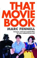 That movie book : awesome, weird and wonderful movies for every weekend of the year