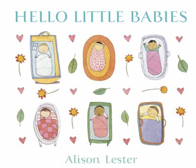 "Book Cover - Hello Little Babies"" title=""View this item in the library catalogue"