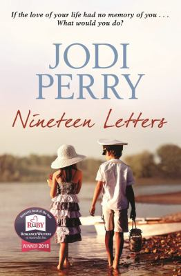 Cover image for Nineteen Letters