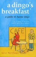 A Dingo's Breakfast