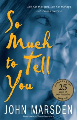 "Book Cover - So Much To Tell You"" title=""View this item in the library catalogue"