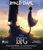 The BFG [sound recording (unabridged book on CD)]
