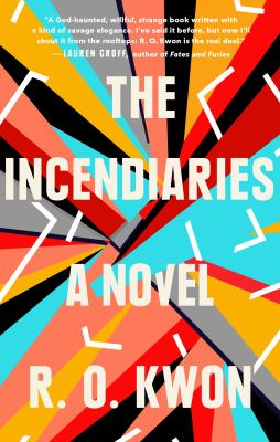 Cover image for The Incendiaries