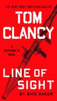 Tom Clancy Line of Sight- Debut