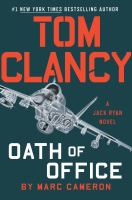 Tom Clancy Oath of Office
