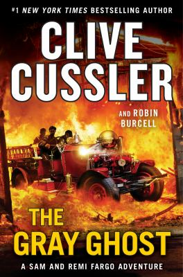 Cussler The gray ghost