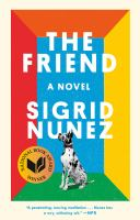 The Friend [GRPL Book Club]