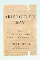 Media Cover for Aristotle's Way