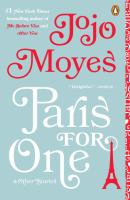 Paris for One and Other Stories- Debut