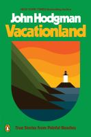 Vacationland: True Stories from Painful Beaches- Debut