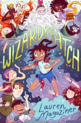 Cover image for Wizardmatch