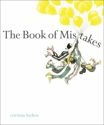 Cover image for The Book of Mistakes