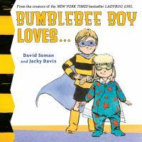 Bumblebee Boy Loves