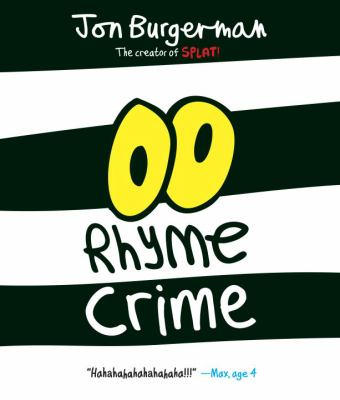 Cover image for Rhyme Crime
