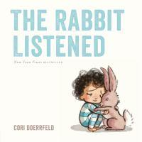 The rabbit listened