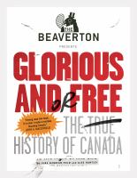 The Beaverton Presents Glorious And Or Free