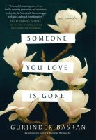 Image: Someone You Love Is Gone