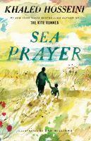 BOOK CLUB BAG : Sea Prayer