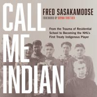 Call Me Indian : From The Trauma Of Residential School To Becoming The Nhl's First Treaty Indigenous Player