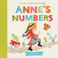 ANNE'S NUMBERS [board Book]