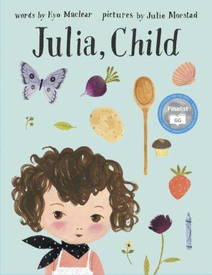 Cover image for Julia, Child
