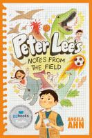 Peter Lee's Notes From the Field