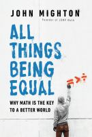 Image: All Things Being Equal