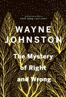 The Mystery of Right and Wrong