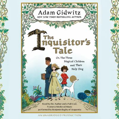 The Inquisitor's Tale book jacket