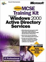 MCSE Training Kit