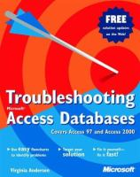 Troubleshooting Microsoft Access Databases