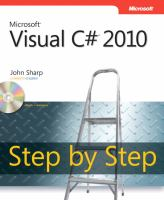 Microsoft Visual C♯ 2010 Step by Step