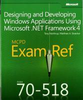 MCPD 70-518 Exam Ref