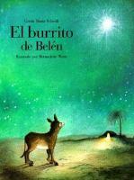 El burrito de Belén : un cuento de Navidad