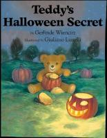 Teddy's Halloween Secret