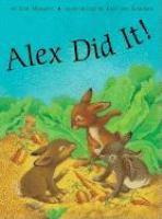 Alex Did It!