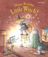 Happy Birthday, Little Witch!