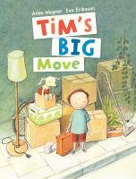Tim's Big Move!