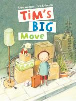 Tim's big move!
