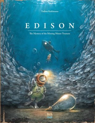 Edison:  The Mystery of the Missing Mouse Treasure(book-cover)