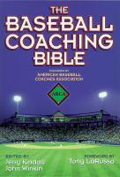 The Baseball Coaching Bible