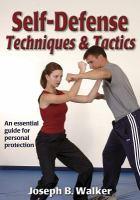 Self-defense Techniques & Tactics
