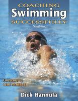 Coaching Swimming Successfully
