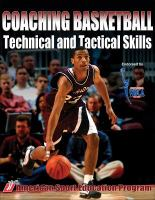 Coaching Basketball